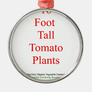 Zünden Sie GemüseanbauFuß groß 16 amazon.com an Silbernes Ornament