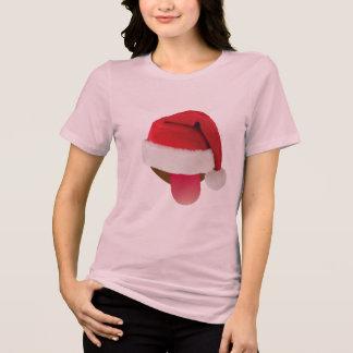 Zunge emoji Sankt-Vermutung welcher lustige T-Shirt