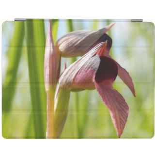 Zunge-Orchidee iPad Abdeckung iPad Hülle