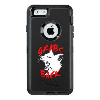 Zupacken zurück iPhone u. Fall Samsungs Otterbox OtterBox iPhone 6/6s Hülle