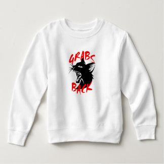 Zupacken-zurück Kleinkind-Sweatshirt Sweatshirt