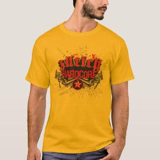 Zürich-hardcore-T - Shirt