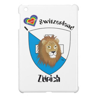 Zürich Schweiz iPad Mini Hülle