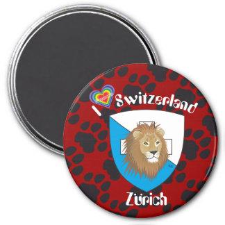 Zürich Schweiz Switzerland Magnet