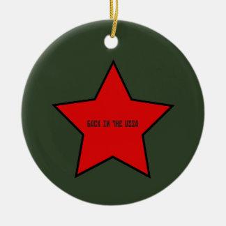 zurück zu dem ussa keramik ornament