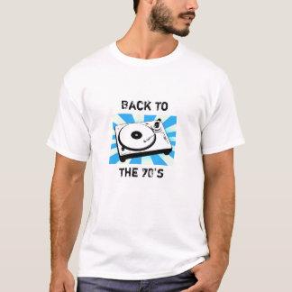 Zurück zu den siebziger Jahren T-Shirt