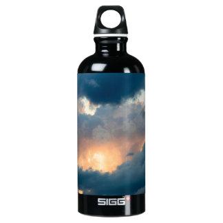 zurück zu der frühen Show Wasserflasche