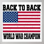 Zurück zu hinterem Weltkriegmeister Plakate