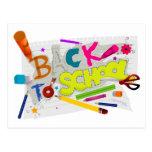 Zurück zu Schulpostkarte Postkarte