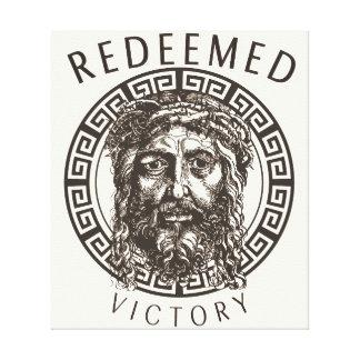Zurückgekauft durch Christus-Wand-Kunst Galerie Gefaltete Leinwand