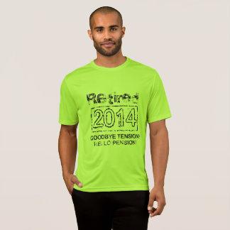 Zurückgezogen 2014 T-Shirt