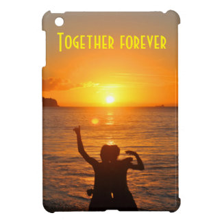 Zusammen für immer iPad mini cover