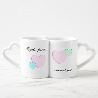 Zusammen für immer Tassen