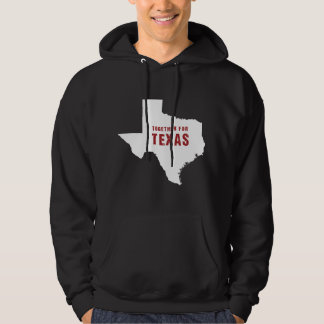 Zusammen für Texas nach Hurrikan Harvey Hoodie