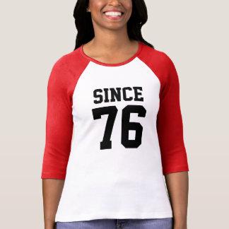 Zusammen seit 1976 T-Shirt