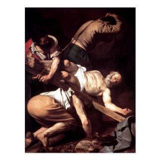 Zusammenfassendes Espa? ol: La crucifixi? n-De San Postkarte