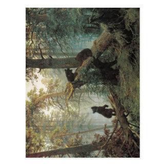 Zusammenfassendes Schischkin, Iwan Iwanowitsch Postkarte