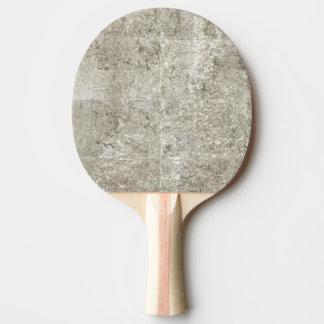 Zusammengesetzte Karte von Frankreich 9 Tischtennis Schläger