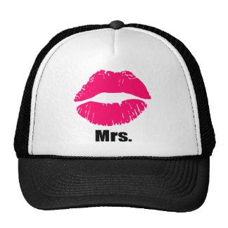 Zusammenpassender Hut der lustigen Paare, Set x2 Retromütze