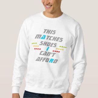 Zusammenpassendes Crewneck Sweatshirt