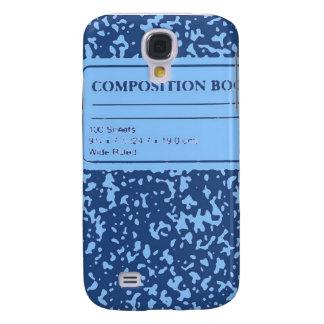 Zusammensetzungs-Buch Galaxy S4 Hülle