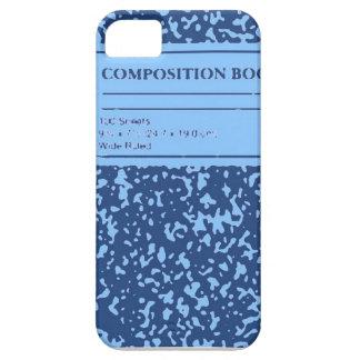 Zusammensetzungs-Buch Hülle Fürs iPhone 5