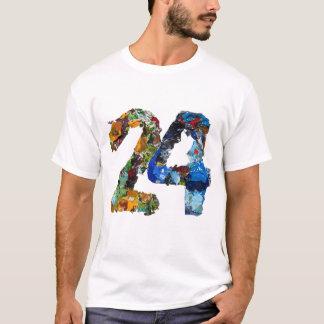 Zwanzig vier T-Shirt