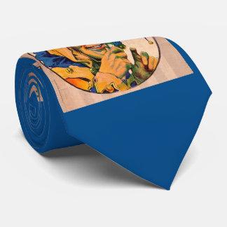Zwanzigerjahre Cohans Theater playbill Abdeckung Krawatte