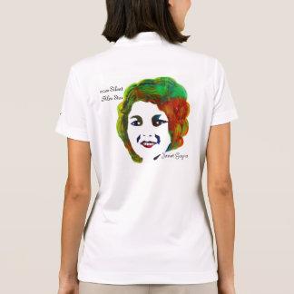 Zwanzigerjahre stiller Filmstar, Janet Gaynor Polo Shirt