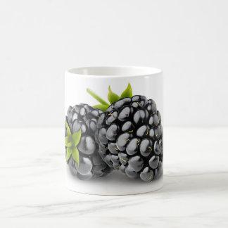 Zwei BlackBerry Kaffeetasse