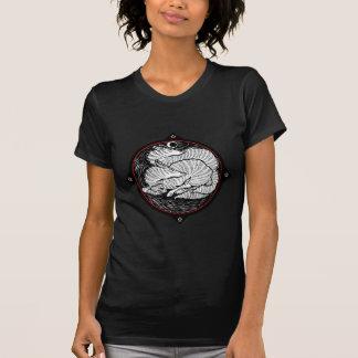 Zwei Füchse T-Shirt