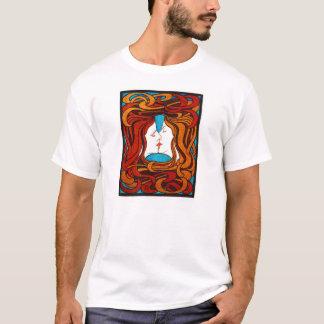 """""""Zwei Gesichter, die mit dem Haar"""" circa 1898 T-Shirt"""