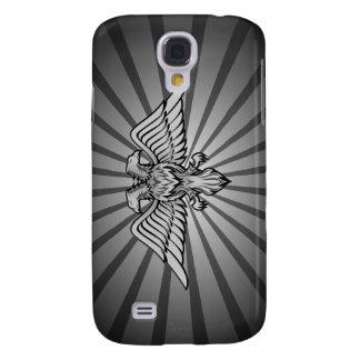 Zwei gingen Adler voran Galaxy S4 Hülle
