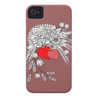 Zwei Herzen 2 iPhone 4 Hüllen