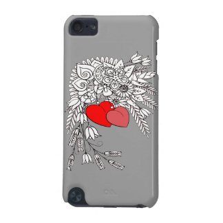 Zwei Herzen 2 iPod Touch 5G Hülle