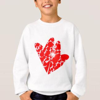 Zwei Herzen Sweatshirt