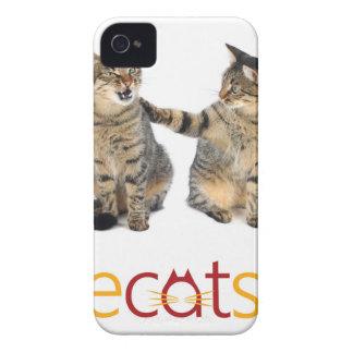 Zwei Katzen iPhone 4 Hülle