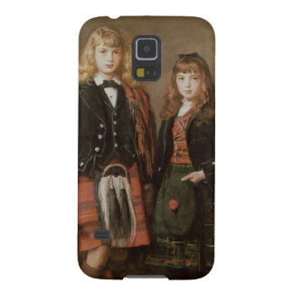 Zwei Kinder Samsung Galaxy S5 Cover