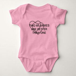 ZWEI MAMAS SIND BESSER ALS EINE BABY STRAMPLER