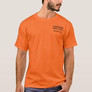 Zwei Räder bewegen das Soul T-Shirt