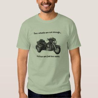Zwei Räder T Shirt