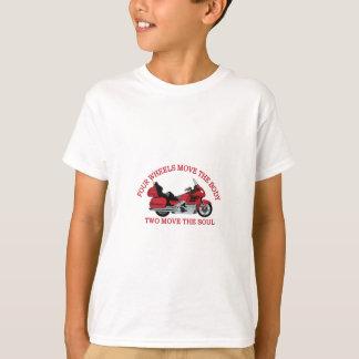 Zwei Räder T-Shirt