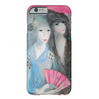 Zwei spanische Frauen Barely There iPhone 6 Hülle