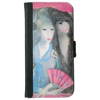 Zwei spanische Frauen iPhone 6/6s Geldbeutel Hülle