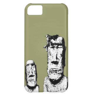 Zwei Steinköpfe (die Eds) iPhone 5 Fall iPhone 5C Hülle