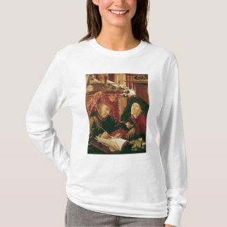 Zwei Steuer-Sammler, c.1540 T-Shirt