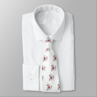 Zwei Tangueros in Paris-Tango Krawatten