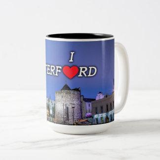 Zwei-Ton Tasse Waterford