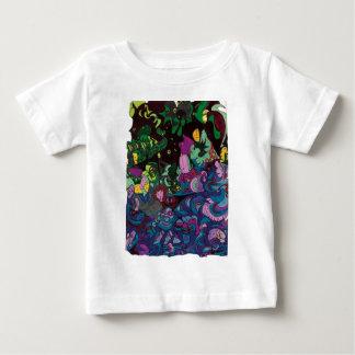 Zwei verschiedene Welten edited.jpg Baby T-shirt