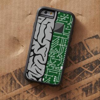 Zweiheit, die High-Teches menschliches Gehirn Tough Xtreme iPhone 6 Hülle